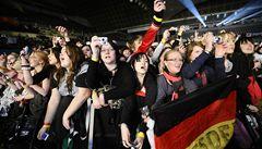 Německá skupina Tokio Hotel zahrála v Praze. S tříhodinovým zpožděním