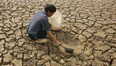 Nevídaná sucha přijdou již v první půlce století, varují vědci