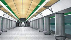 Parkoviště u stanice metra Veleslavín bude, město o dotace nepřijde
