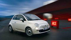 Chrysler bude vyrábět Fiat 500 s elektrickým pohonem