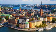 Navštivte město čtrnácti ostrovů - Stockholm