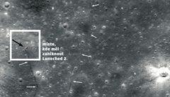 Spletl jsem se, Lunochod 2 jsem nenašel, přiznává kanadský astronom