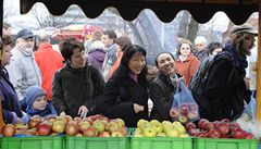 Farmáři jdou na Prahu. Navštivte v sobotu trh v Klánovicích