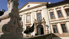 Restituent prodal barokní zámek Koloděje. Za 233 milionů