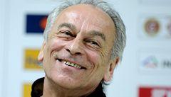 Třeba se Jarolím v létě zase vrátí, říká nový kouč Slavie Cipro