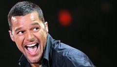 Jsem šťastný homosexuální muž, přiznal Ricky Martin