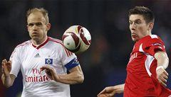 Jarolímův Hamburk otočil ve čtvrtfinále Evropské ligy duel s Lutychem