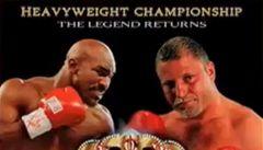 Holyfield vs. Botha: pokud legenda vyhraje, chce do ringu Hayeho
