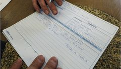 Poslední telegram poslal student z Brna do Pelhřimova