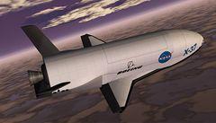 Americké letectvo v dubnu otestuje novou loď na oběžné dráze