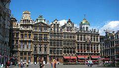 Brusel je špinavý, myslí si cizinci. I přesto se jim libí