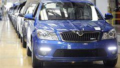 Škoda svolává k opravám 12 tisíc aut