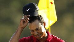 Čtvrtý muž prestižního Masters Tiger Woods slíbil další pauzu