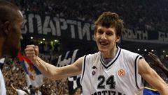 Veselý předčil i hvězdného Rubia. Je nejlepším mladým basketbalistou Evropy