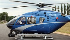 Policejní ani záchranářské vrtulníky kvůli mraku nelétají