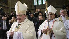 Duka vystrídal Graubnera v čele biskupské konference
