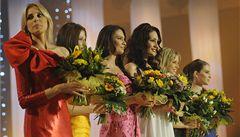 V klání týmů miss zvítězily slovenské krasavice nad českými