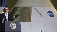 Rozpočet NASA se navýší o šest miliard, chystá se nová raketa
