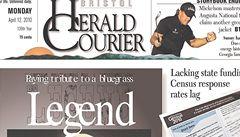 Hlavní Pulitzerovu cenu dostal deník Bristol Herald Courier