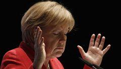 Merkelová: Když padne euro, padne Evropa