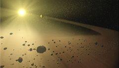 Astronomové poprvé potvrdili existenci zmrzlé vody na asteroidu