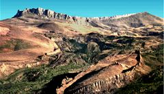 Badatelé doufají, že na hoře Ararat našli zbytky Noemovy archy