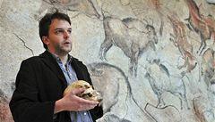 Do jeskyně Býčí skála se vrátí vzácná lebka, oznámili archeologové