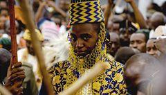 Osmnáctiletý Uganďan se stal nejmladším monarchou na světě