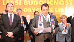 Paroubek prý nebude Vlčkovi mluvit do výběru předsedy sněmovny