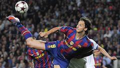 Ibrahimovic se vrací do Itálie, z Barcelony odchází do AC Milán