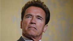 Schwarzenegger se chce dát na ekologii a bojovat s globálním oteplováním