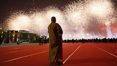 Čína zahájila výstavu Expo 2010. Chce prý oslnit svět