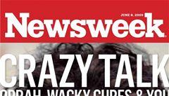 Časopis Newsweek po 80 letech skončí v papírové podobě