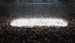 Hokejové MS zlomilo divácký rekord: 77 tisíc lidí jásalo při výhře Němců