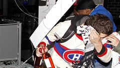 VIDEO: Jak se slaví v Montrealu postup? Rabování, alkohol a krev
