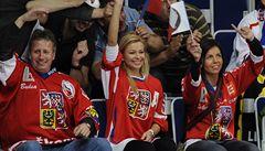 Po úspěšném čtvrtfinále přijedou hokejisty podpořit manželky