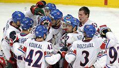 Ve čtvrtfinále Češi vyzvou Finy, přemožitele z olympiády