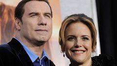 John Travolta a Kelly Prestonová mají syna Benjamina