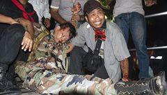Napětí v Bangkoku:  zemřel velitel Červených, vláda odmítá vyjednávat