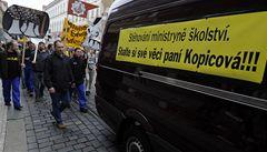 Vědci odstěhovali ministryni Kopicovou, prý škodí vědě