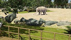 Sloni se přestěhují do luxusu, zoo staví největší pavilon ve střední Evropě