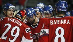 Hokejistům můžete fandit v Praze na velkoplošných obrazovkách