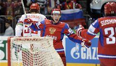 Rusko zatím bez porážky. V naší skupině je třetím postupujícím Norsko