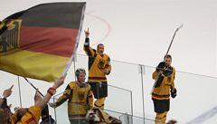 Historická senzace je na světě. Semifinále MS: Německo - Rusko