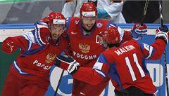 Německo na kolenou: Rusové jsou po obří hrubce Gogully ve finále
