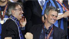 Itálie pláče: Mourinho potvrdil odchod do Realu Madrid