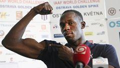 Hvězdný sprinter Usain Bolt: Běhám, ale na duši mám stín