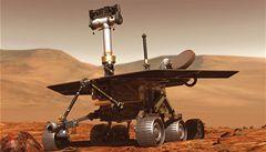 Robotické vozítko NASA Opportunity na Marsu překonalo rekord