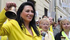 Kampaně stran vrcholí. 'Končíte' volala Bobošíková před sněmovnou
