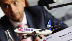 Travel Service jedná s Maďary, chce převzít lety Malévu